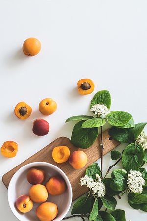 Services Offered. apricots